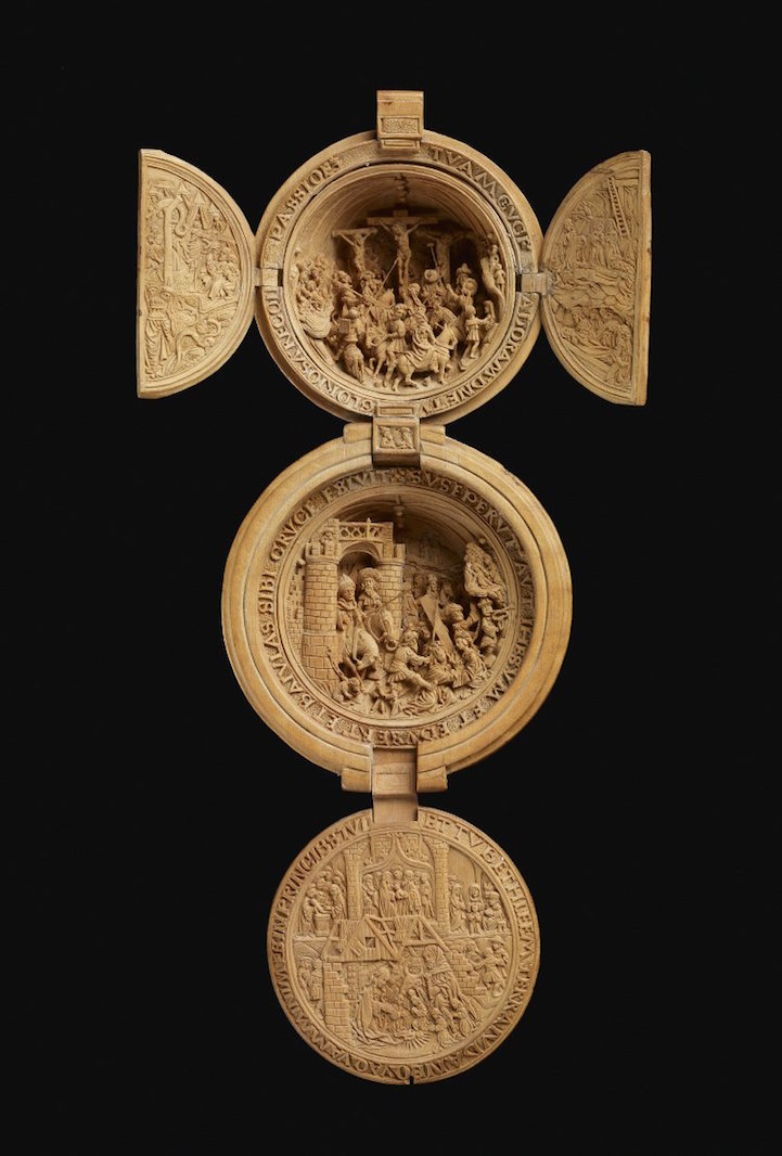 16th Century Prayer Nut-3