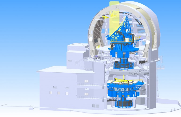 DKIST_world_largest_solar_telescope_1