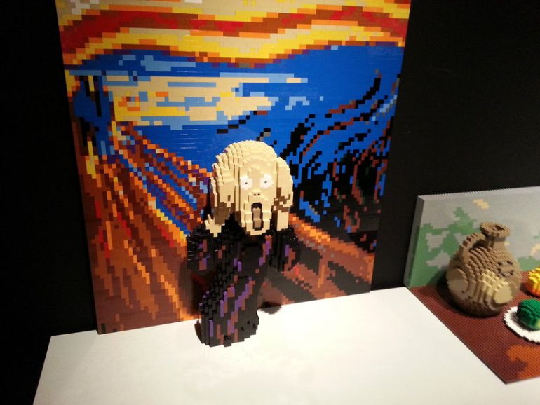 LEGO_Nathan Sawaya_The Art of the Brick_5
