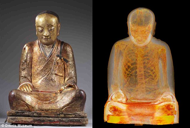 Monk_Mummy_Chinese statue