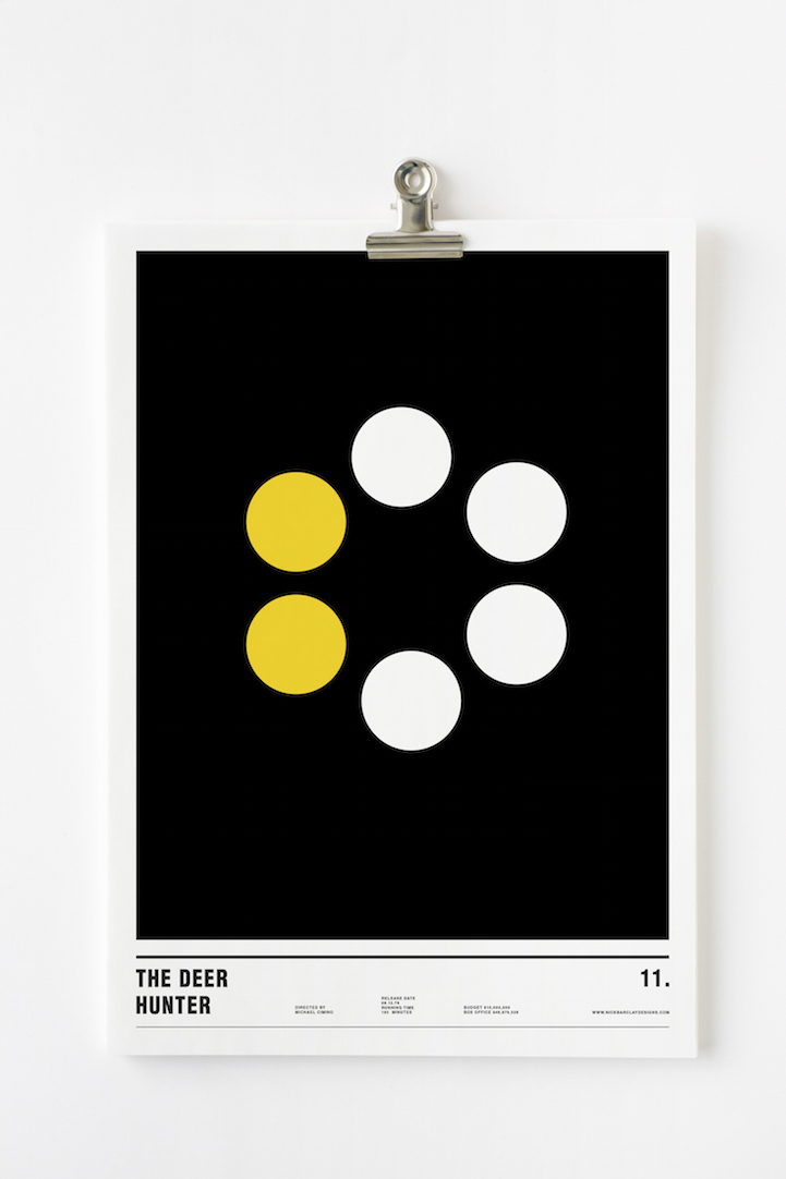 Nick Barclay_Minimalist Movie Posters_11