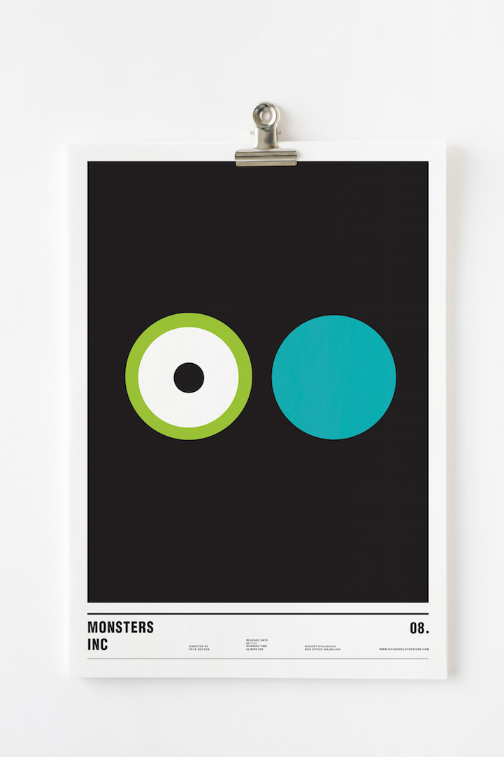 Nick Barclay_Minimalist Movie Posters_13