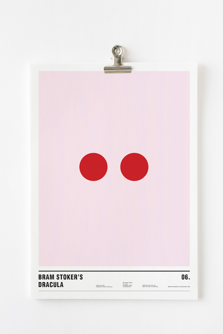 Nick Barclay_Minimalist Movie Posters_3