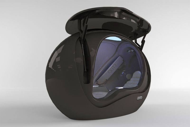 Orrb_Futuristic Pod For Relaxation_1