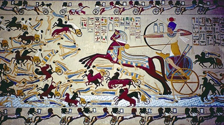 Pharaoh Senebkay Died In Battle 3600 Years Ago