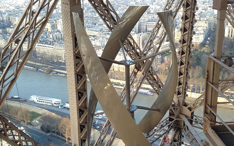 UGE_Vertical Axis_Wind Turbines_Eiffel Tower_1