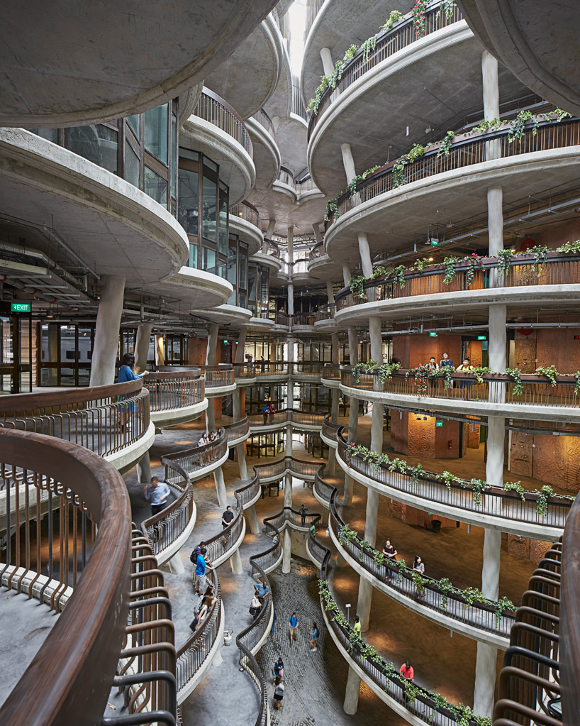 Heatherwick Studio_Learning Hub_Singapore_5