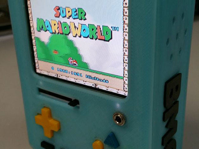 RaspBMO_BMO-Inspired_Video_Game_Emulator_Raspberry_Pi_2