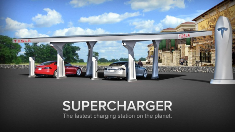 Tesla Adds 2000th Supercharger-3