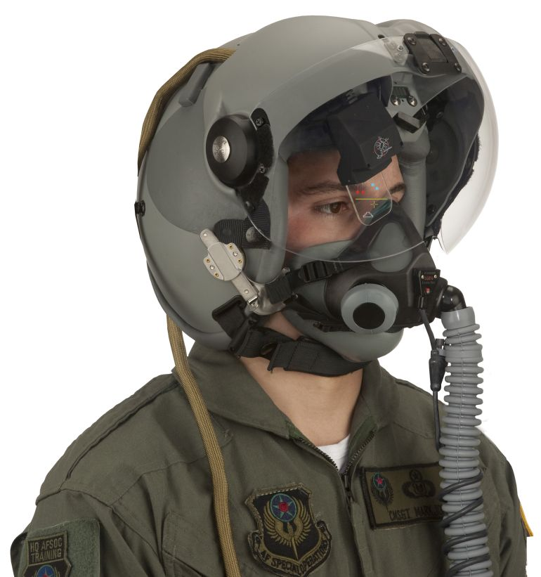 F-35 Gen III Helmet Mounted Display System-3