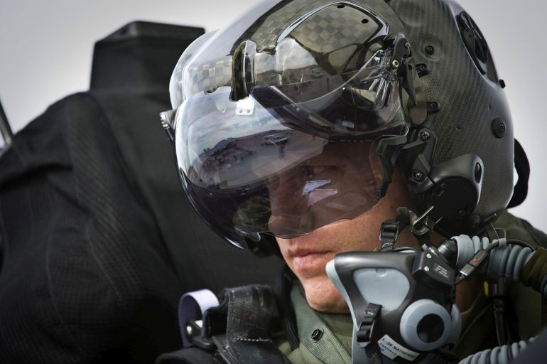 F-35 Gen III Helmet Mounted Display System-4