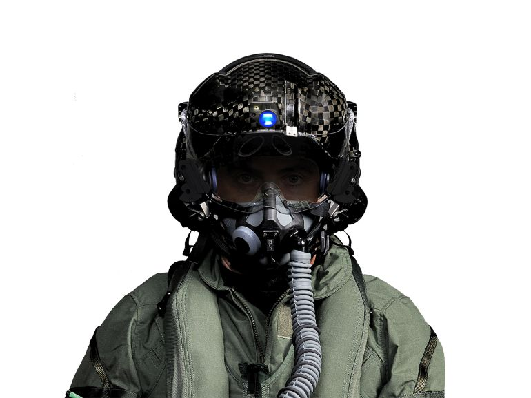 F-35 Gen III Helmet Mounted Display System-5