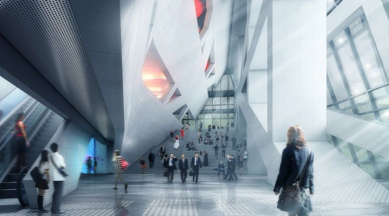 Hanking_Center_Tower_Morphosis_Architects_Shenzhan_China_3