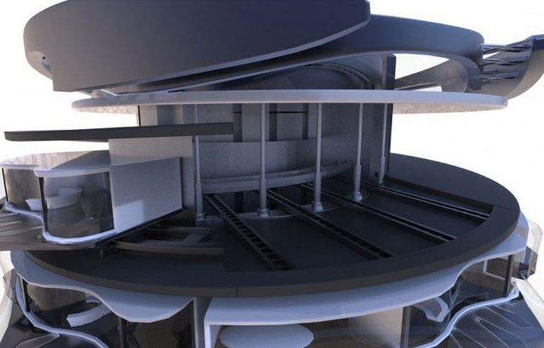 Turn to the Future Apartment_Rotating 360 Degrees Views_2