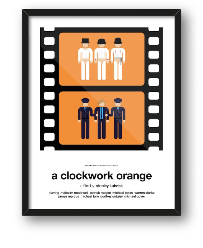 Two-frame_pictogram_movie posters_Viktor Hertz_4