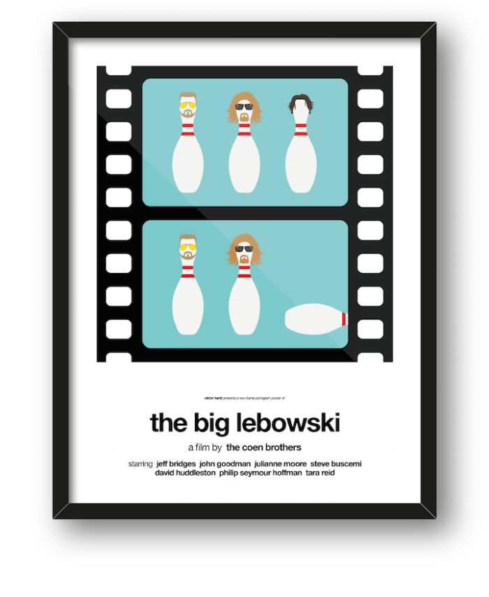 Two-frame_pictogram_movie posters_Viktor Hertz_8