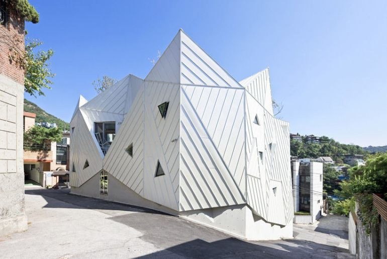Blooming House_Seoul_Polyhedron_2