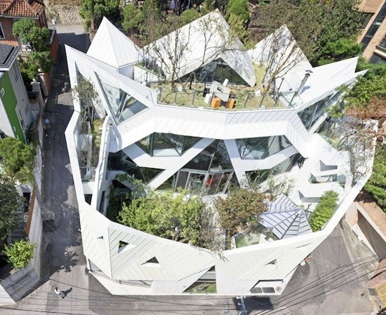 Blooming House_Seoul_Polyhedron_3