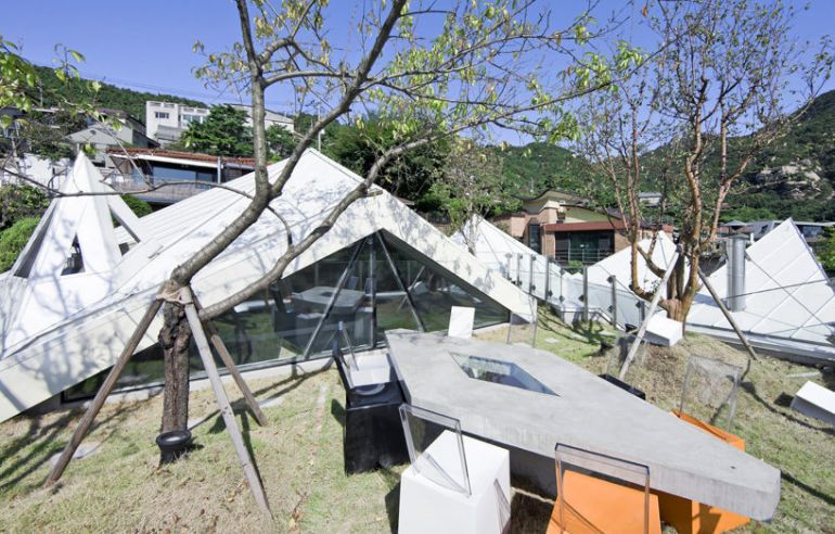 Blooming House_Seoul_Polyhedron_4