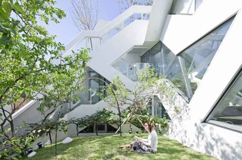 Blooming House_Seoul_Polyhedron_5
