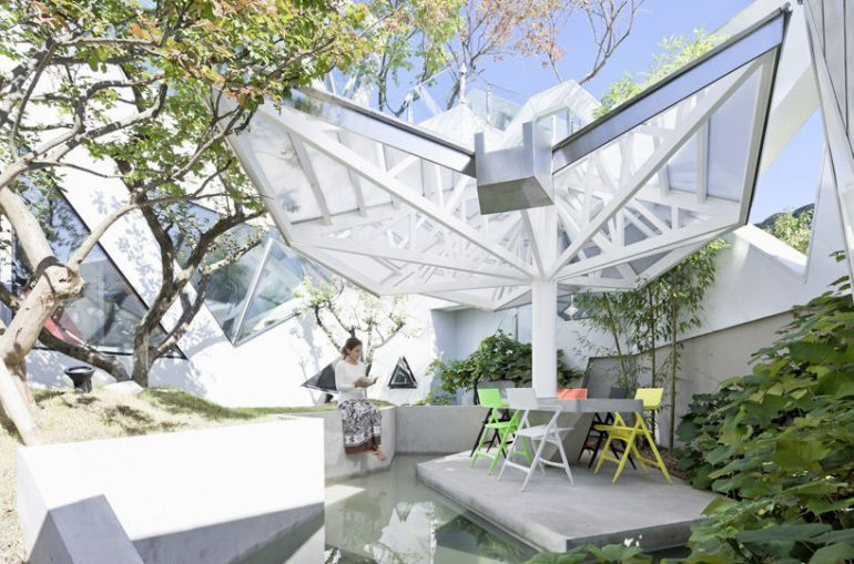 Blooming House_Seoul_Polyhedron_6