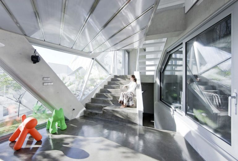 Blooming House_Seoul_Polyhedron_8