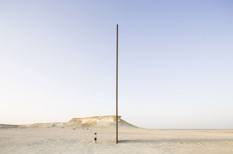 East-West_West-East_Steel_Sculptures_Qatar_Richard_Serra_3