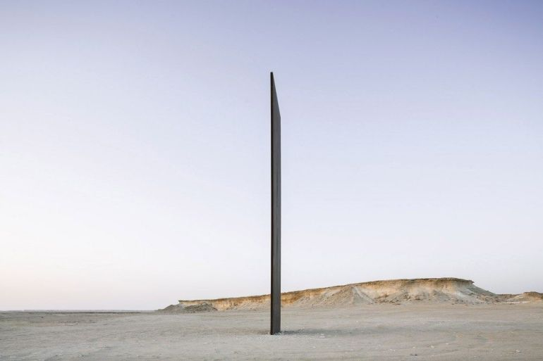 East-West_West-East_Steel_Sculptures_Qatar_Richard_Serra_7