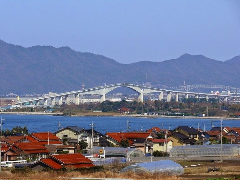 Eshima Ohashi Bridge-4
