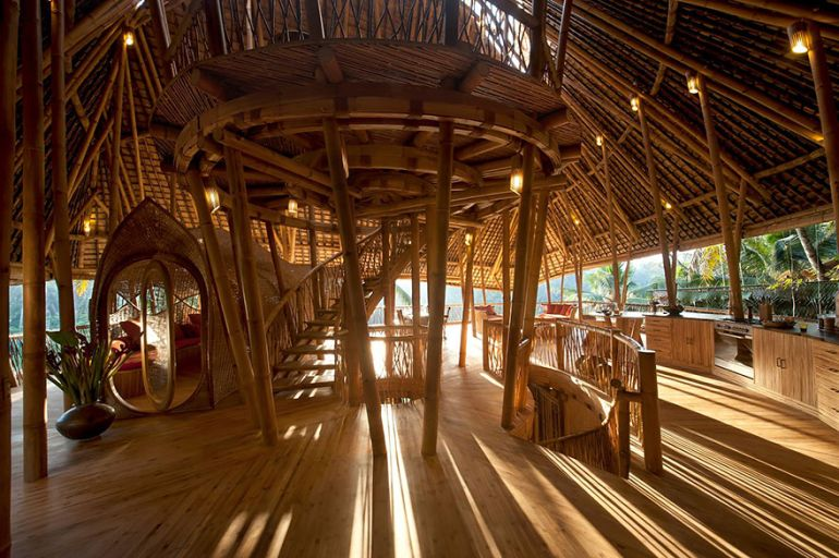 Ibuku-founder Elora Hardy builds sustainable bamboo houses in Bali-7