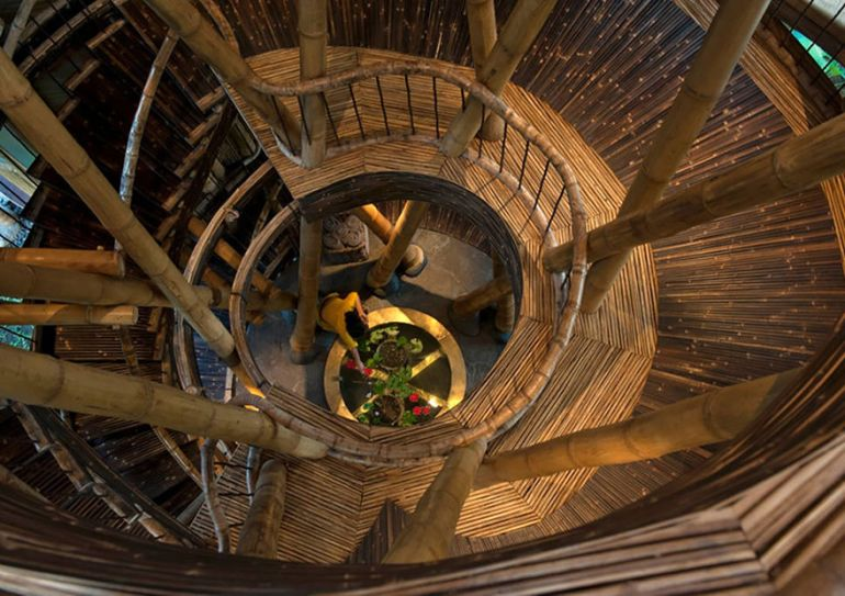 Ibuku-founder Elora Hardy builds sustainable bamboo houses in Bali-8