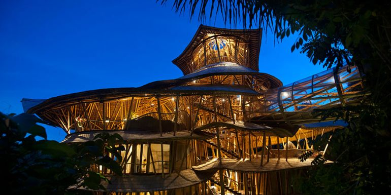 Ibuku-founder Elora Hardy builds sustainable bamboo houses in Bali-9