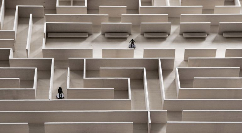 Labyrinth Table by Benjamin Nordsmark-2