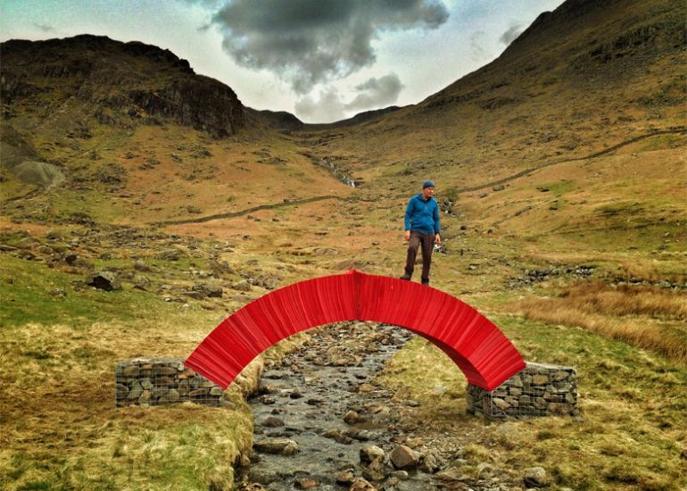 PaperBridge-by-Steve-Messam-3