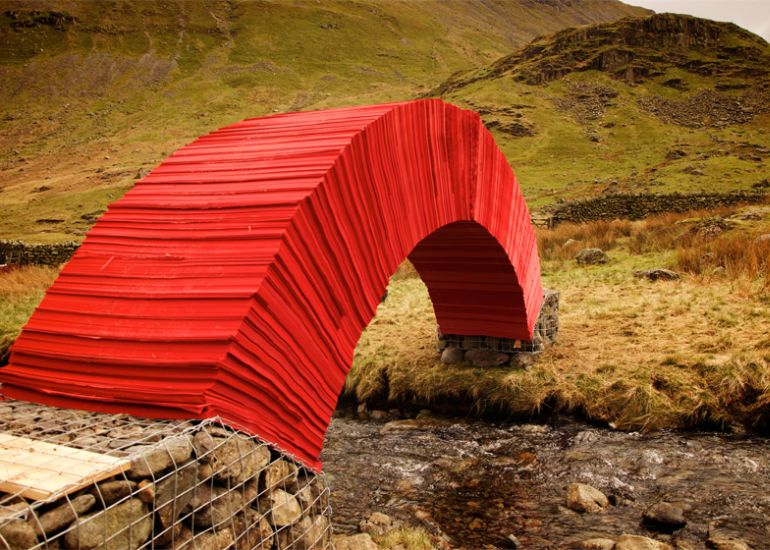 PaperBridge-by-Steve-Messam-6