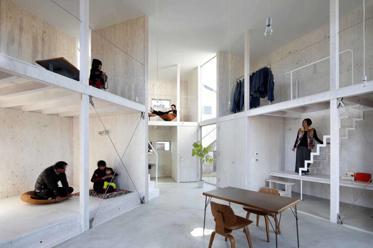 Unfinished_House_Japan_Yamazaki_Kentaro_2