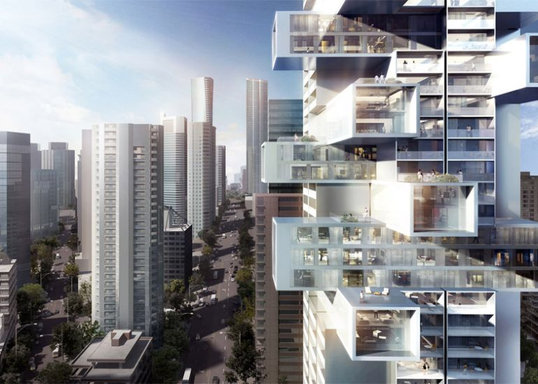 Ole_Scheeren_Vertical_Housing_Vancouver_2