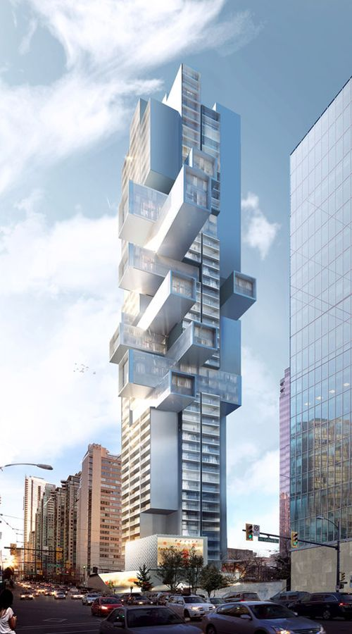 Ole_Scheeren_Vertical_Housing_Vancouver_6