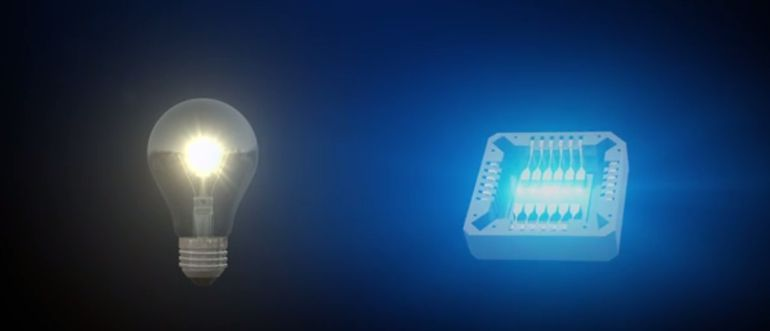 Scientists Build The World's Thinnest Light Bulb-2