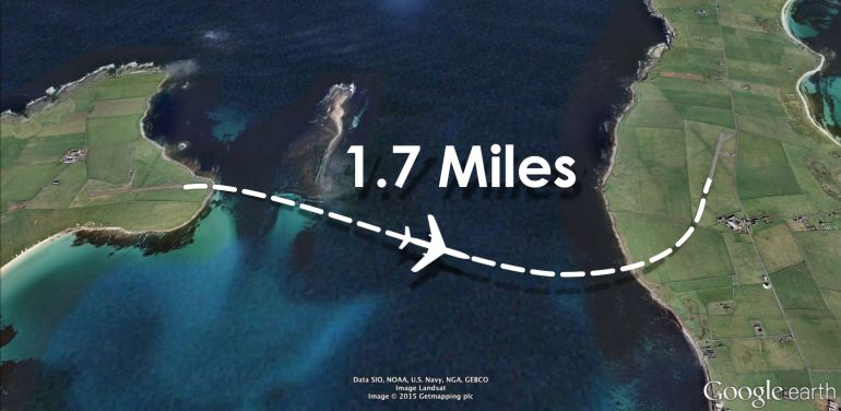 The World's Shortest Commercial Flight-8