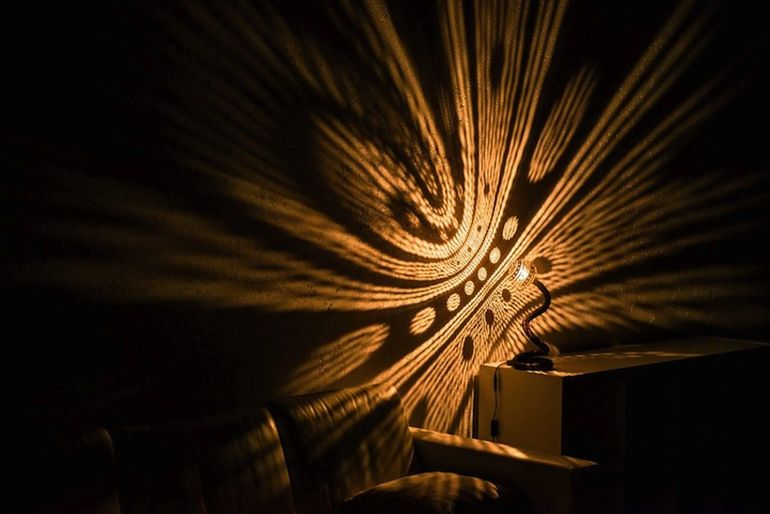 Vainius Kubilius uses coconuts to create stunning lamps-6