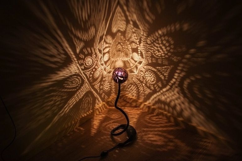 Vainius Kubilius uses coconuts to create stunning lamps-7