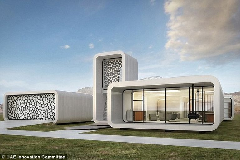 Dubai Plans to 3D Print Entire Buildings-1