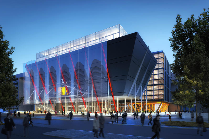 International Spy Museum To Get $100 Million Building-9