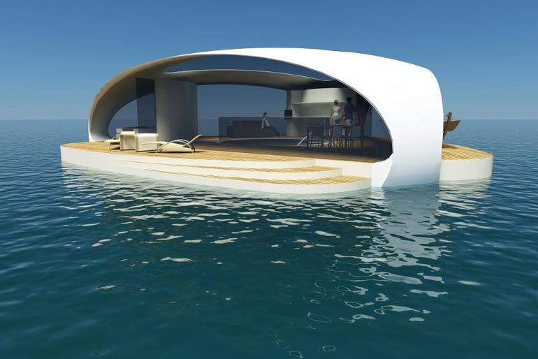 SeaScape Floating Villa-4