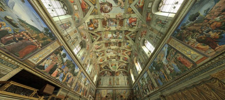 Surprising_Facts_Sistine Chapel_1