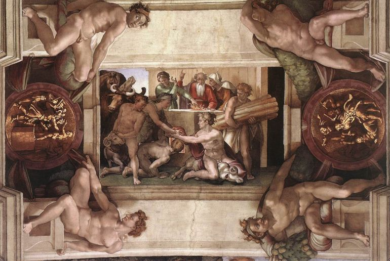 Surprising_Facts_Sistine Chapel_Frescoes