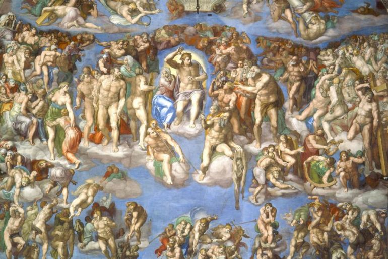 Surprising_Facts_Sistine Chapel_The_Last_Judgment