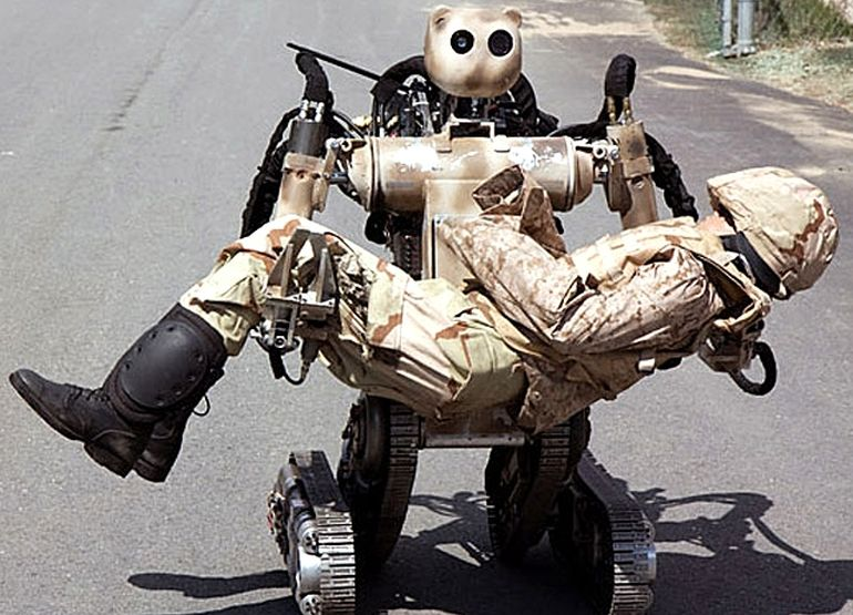 Advanced_Military_Robot_BEAR