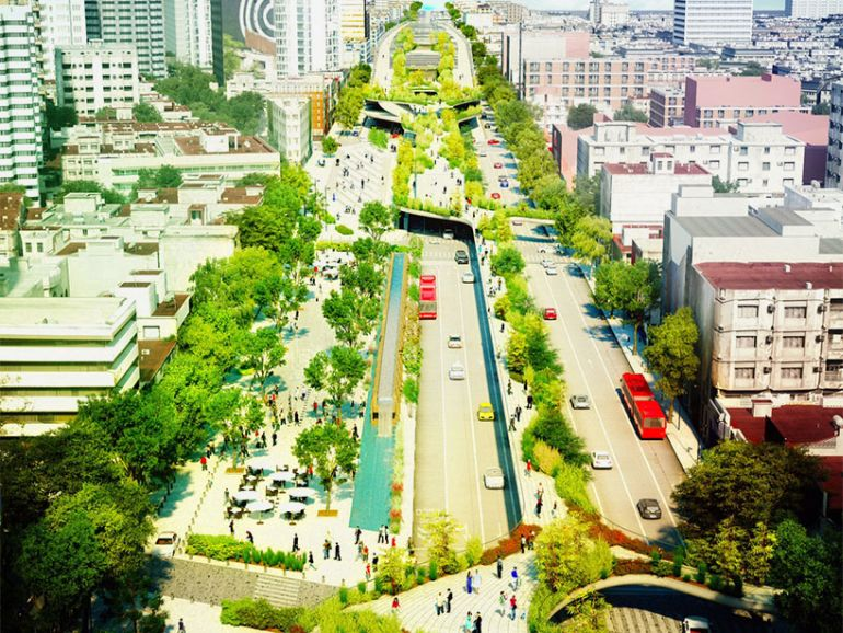 Architects To Jointly Create A Scenic Public Park In Mexico City-10